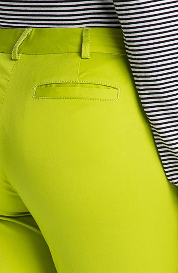 Alternate Image 3  - MICHAEL Michael Kors Zip Pocket Ankle Pants