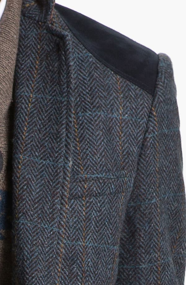 Alternate Image 3  - Ted Baker London 'Rythjak' Shetland Wool Blazer