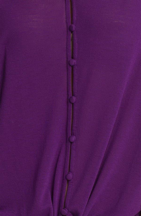 Alternate Image 3  - Joie 'Baxter' Dolman Sleeve Tie Front Blouse