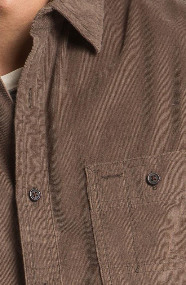 Alternate Image 3  - Wallin & Bros. Corduroy Work Shirt