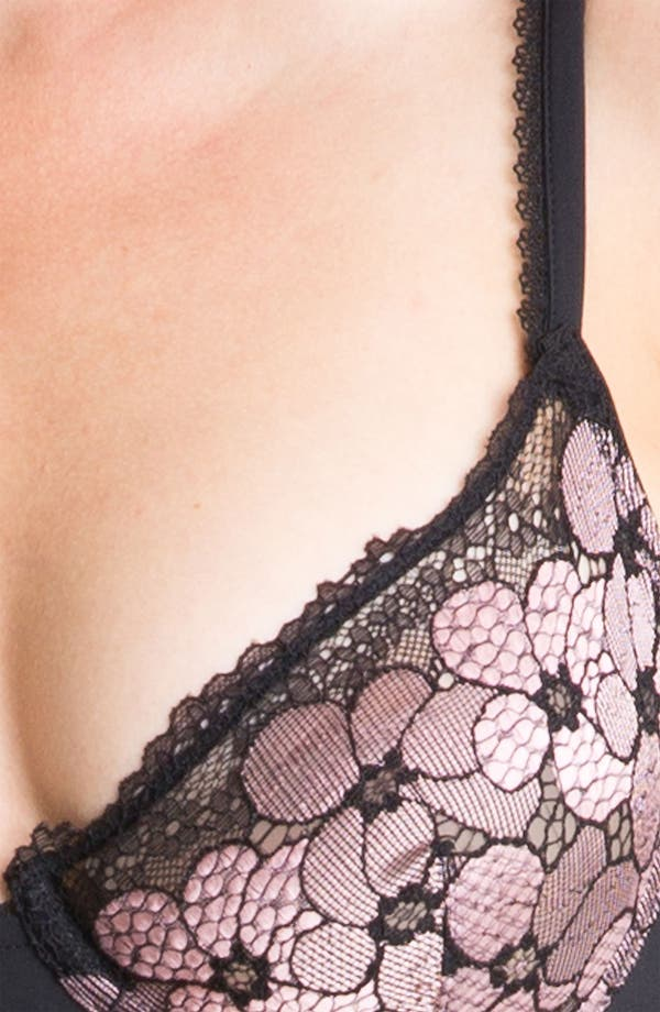 Alternate Image 3  - La Perla 'Charming Flowers' Contour Underwire Bra