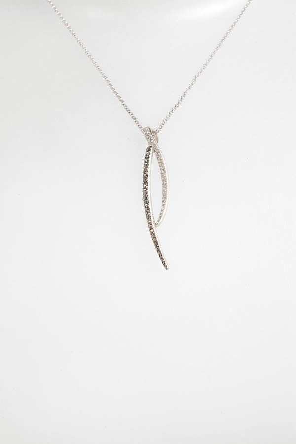 Alternate Image 2  - Judith Jack 'Crystal Glitz' Pendant Necklace