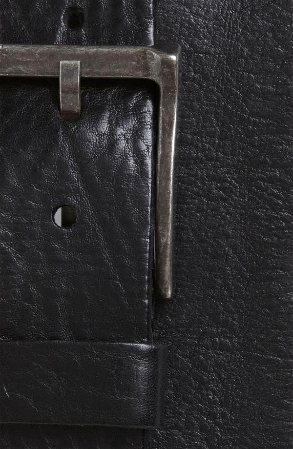 Alternate Image 2  - Trafalgar 'Reed' Leather Belt