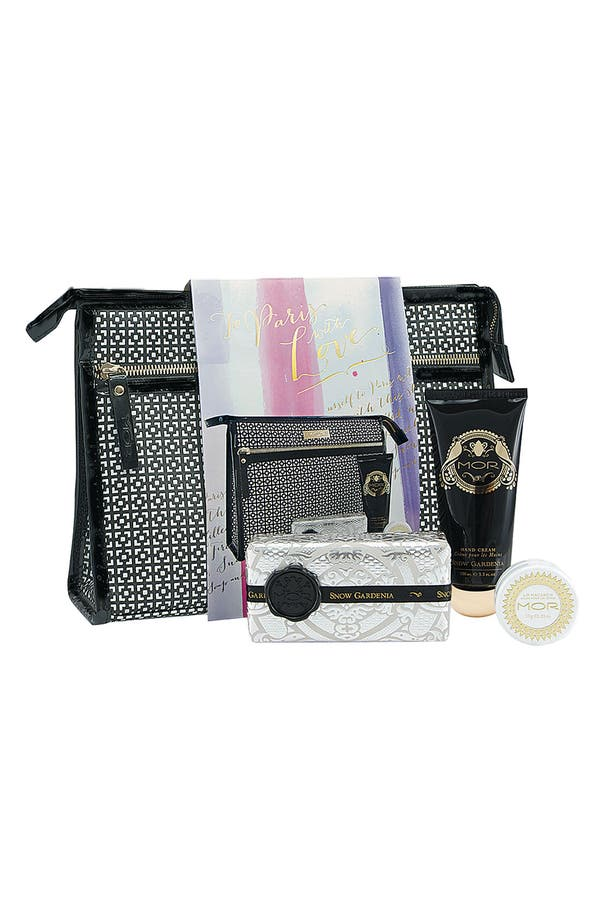 Alternate Image 1 Selected - MOR 'To Paris With Love' Set ($74 Value)