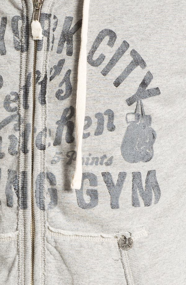 Alternate Image 3  - True Religion Brand Jeans 'Hell's Kitchen' Graphic Zip Hoodie