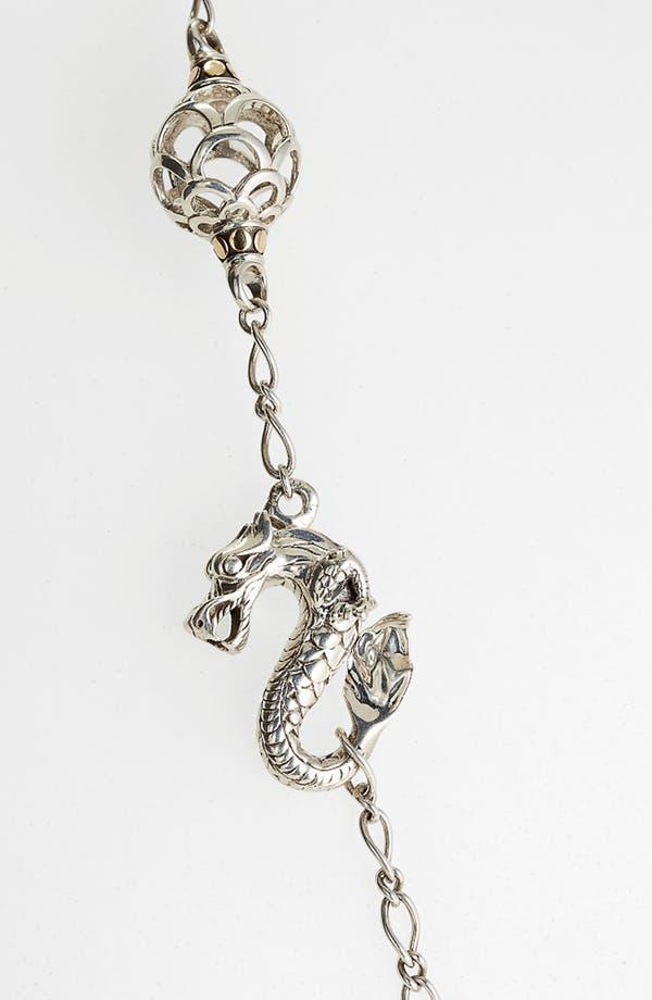 Alternate Image 2  - John Hardy 'Naga' Long Sautoir Necklace
