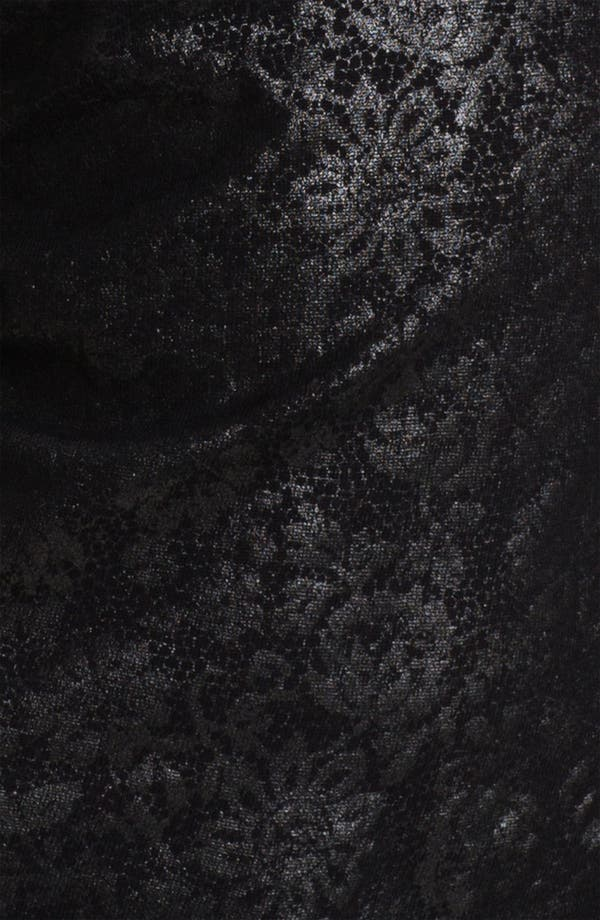 Alternate Image 3  - Hinge Lace Shadow Print Sweater