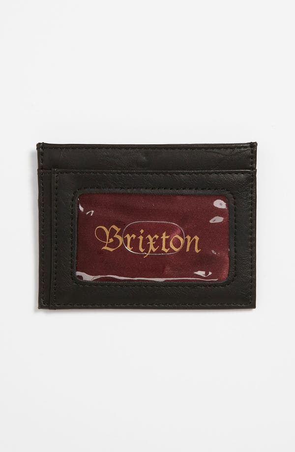 Alternate Image 2  - Brixton 'Otis' Card Case