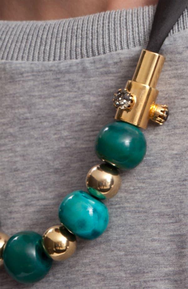 Alternate Image 2  - Marni Horn & Metal Necklace