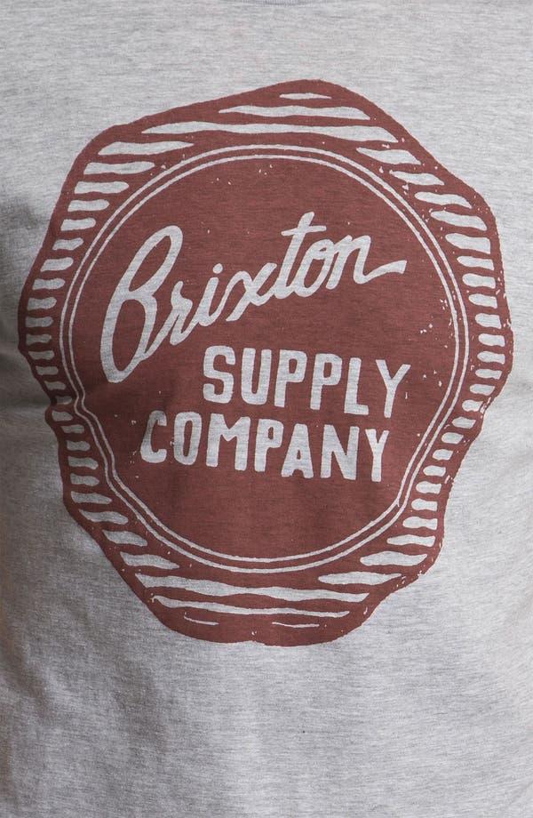 Alternate Image 3  - Brixton 'Wax' T-Shirt