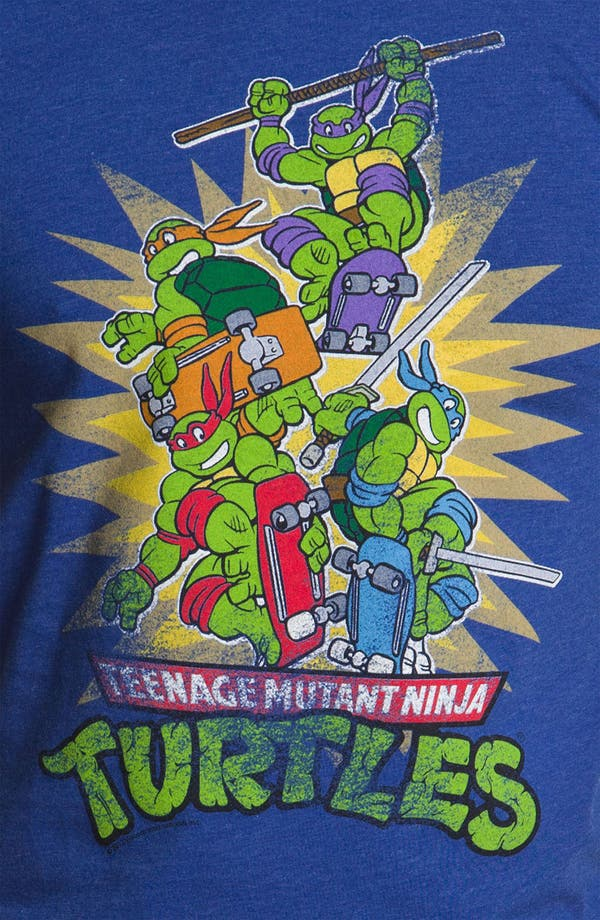 Alternate Image 3  - Free Authority 'Ninja Turtles' Graphic T-Shirt