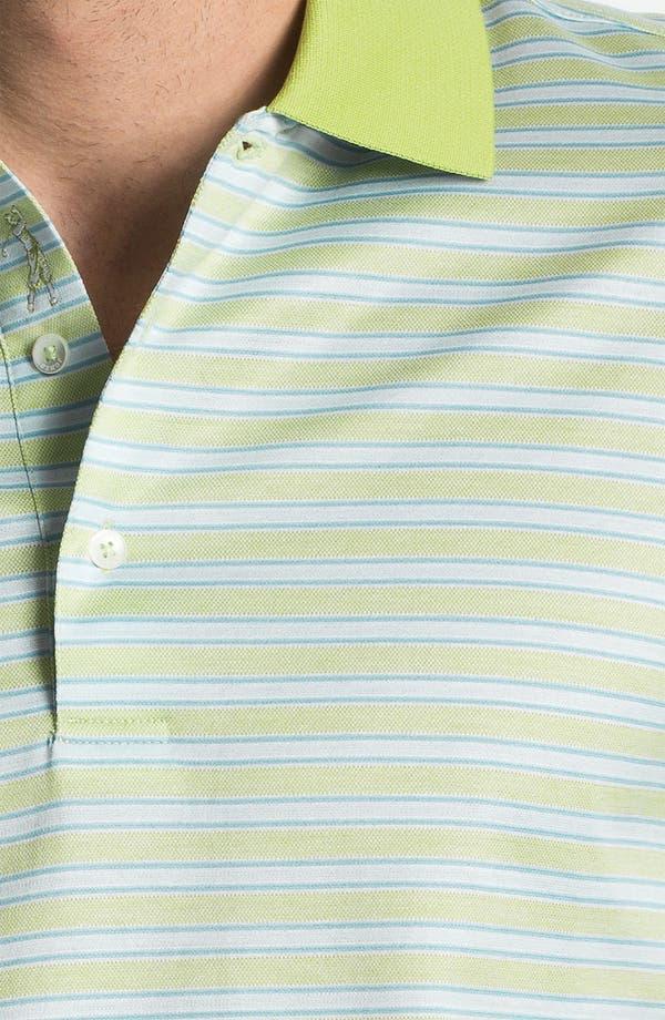 Alternate Image 3  - Bobby Jones 'Birdseye' Golf Polo