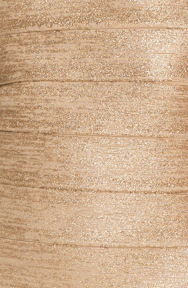 Alternate Image 3  - Haute Hippie Metallic Bandage Strapless Minidress
