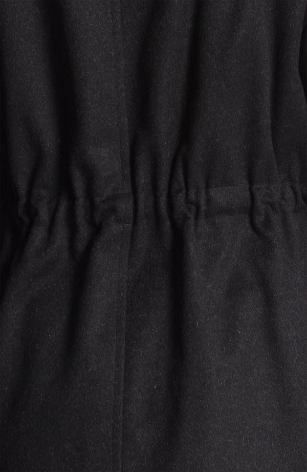 Alternate Image 3  - Tumi Wool & Cashmere Blend Car Coat