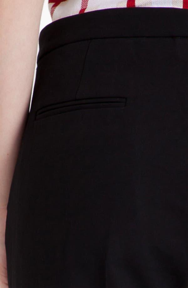 Alternate Image 5  - Marni Compact Poplin Ankle Pants