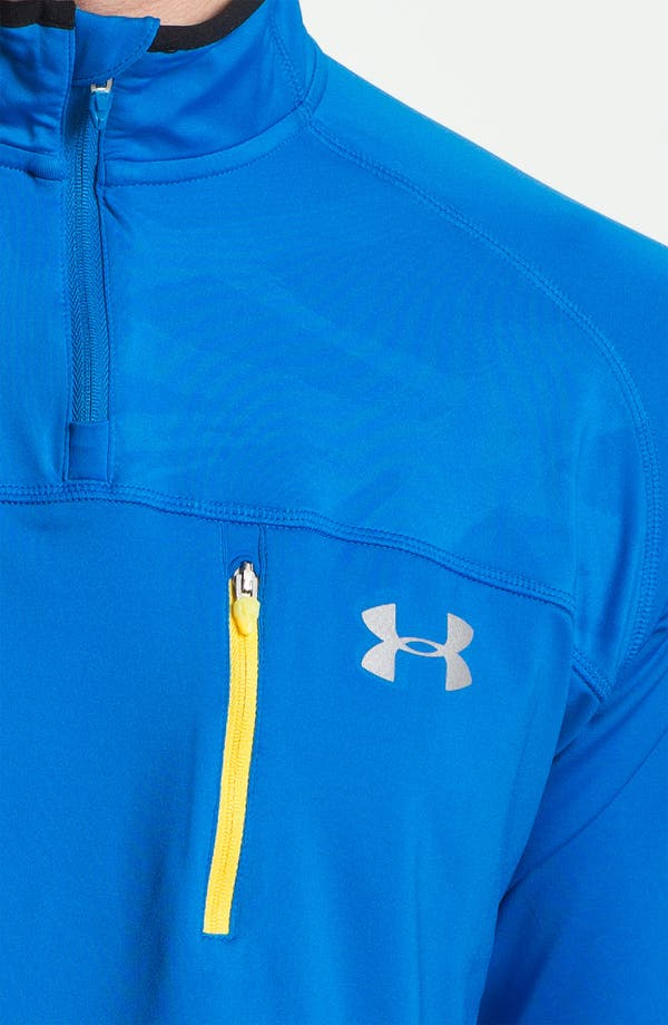 Alternate Image 3  - Under Armour 'Imminent Run' Quarter Zip Pullover