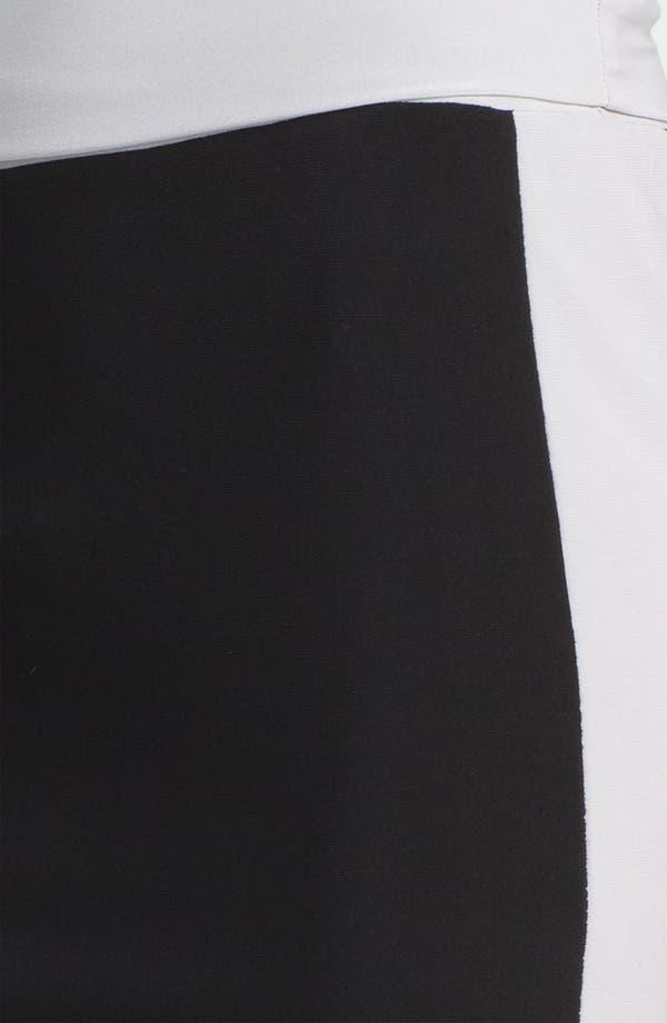 Alternate Image 3  - KAMALIKULTURE Side Stripe Skirt