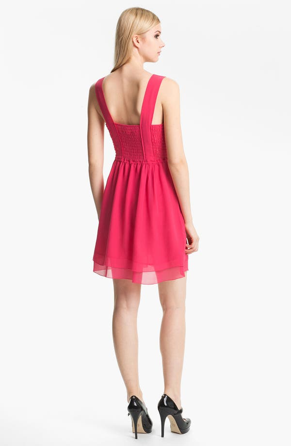 Alternate Image 2  - MARC BY MARC JACOBS 'Crystal' Silk A-Line Dress