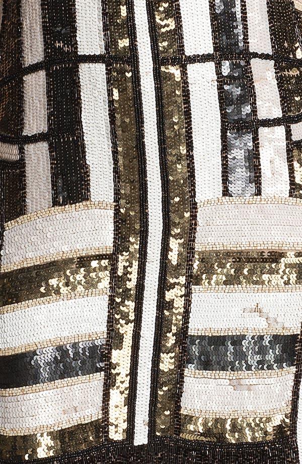 Alternate Image 3  - Parker 'Haden' Embellished Silk Shift Dress