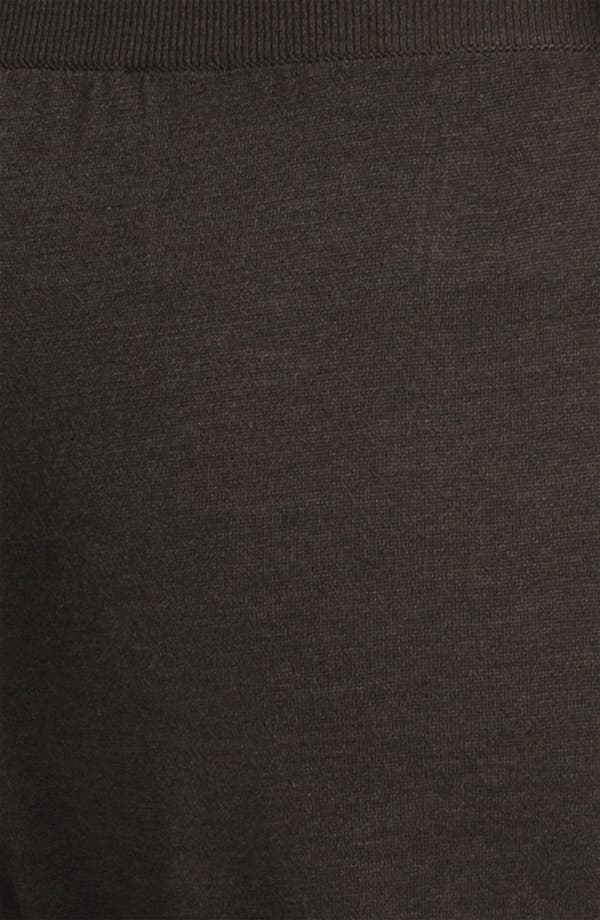 Alternate Image 4  - Theyskens' Theory 'Kriya Crop Yora' Knit Pants