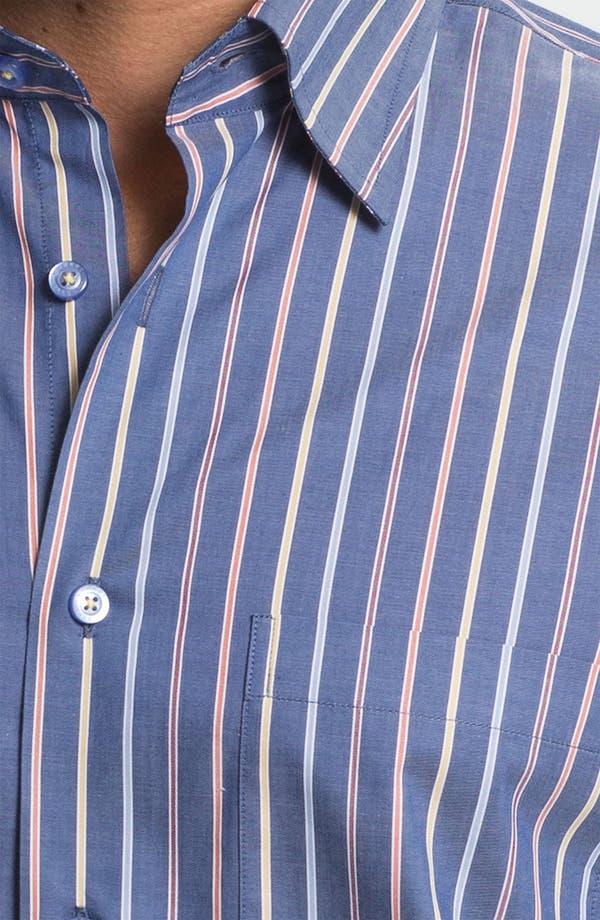 Alternate Image 3  - Robert Talbott Regular Fit Sport Shirt