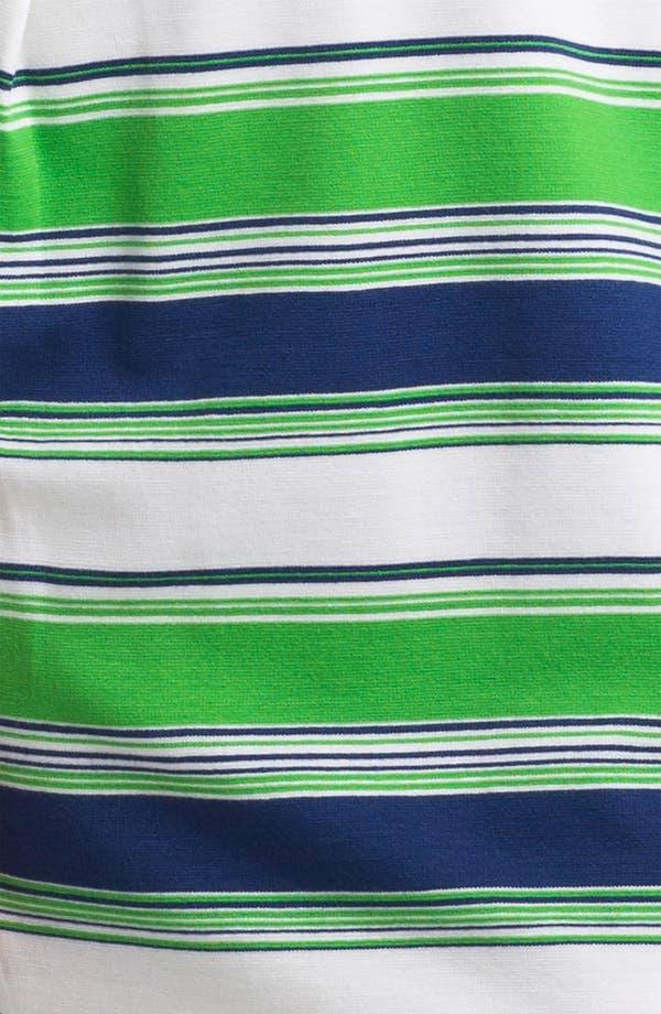 Alternate Image 3  - Trina Turk 'Spectator' Stripe Ponte Sheath Dress