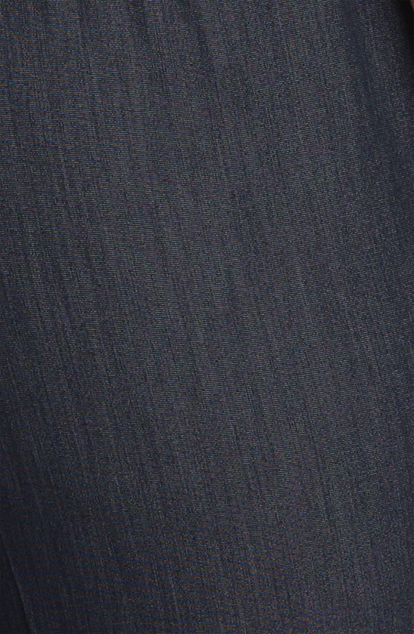 Alternate Image 3  - Sejour 'Bluescreen' Suit Trousers (Plus)