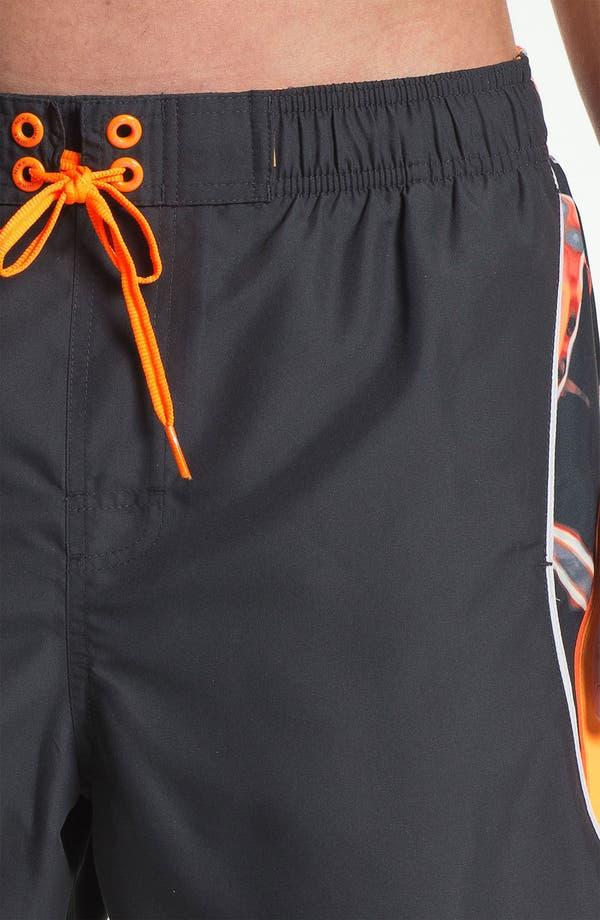 Alternate Image 3  - Nike 'Data Board Splice' Volley Shorts