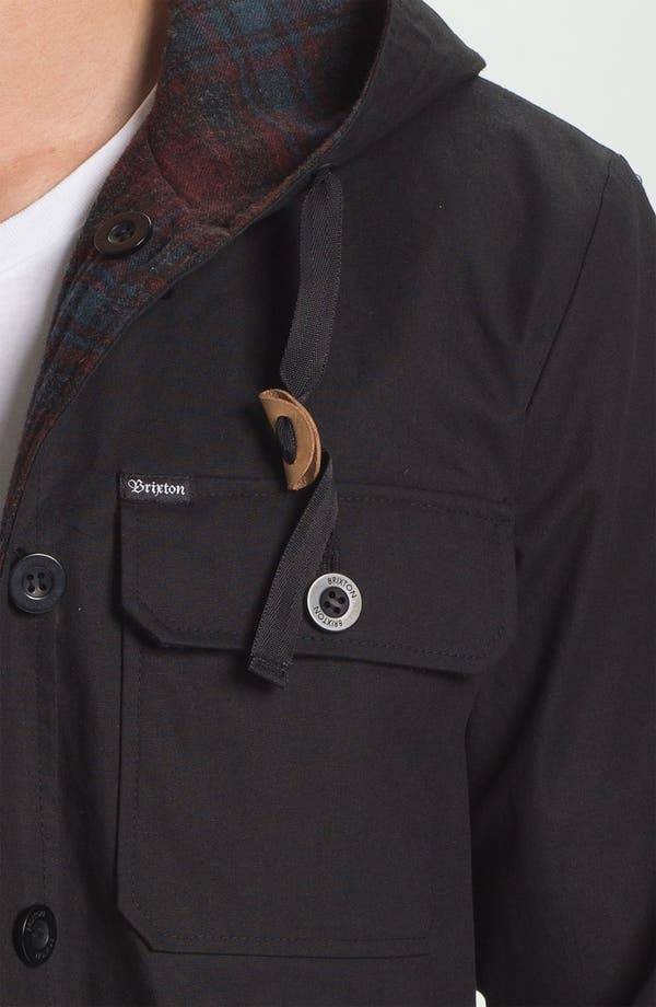 Alternate Image 3  - Brixton 'Verso' Reversible Jacket
