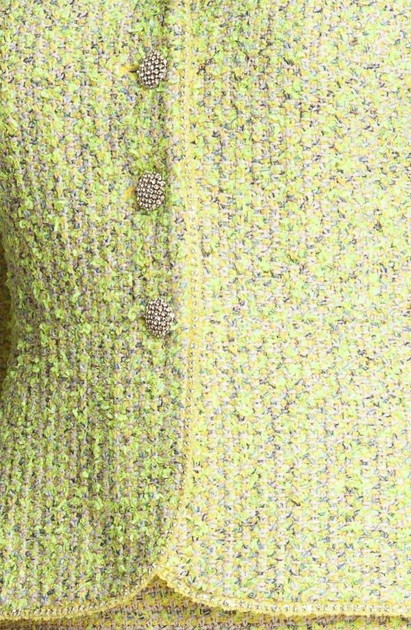 Alternate Image 5  - St. John Collection 'Park Lane' Tweed Jacket