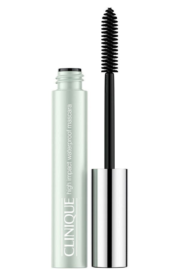 Alternate Image 1 Selected - Clinique 'High Impact' Waterproof Mascara