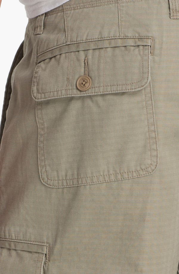 Alternate Image 3  - Quiksilver Waterman Collection 'Trails' Cargo Shorts