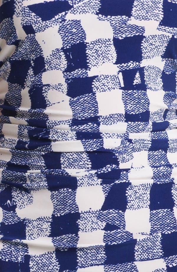Alternate Image 3  - KAMALIKULTURE Print Shirred Dress