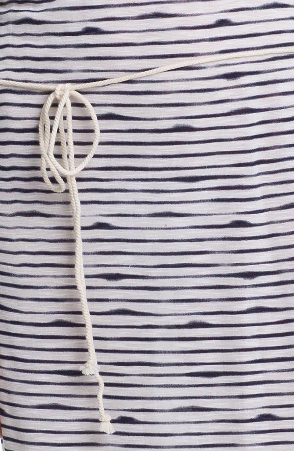 Alternate Image 3  - Soft Joie 'Mimi' Slub Stripe Midi Tank Dress