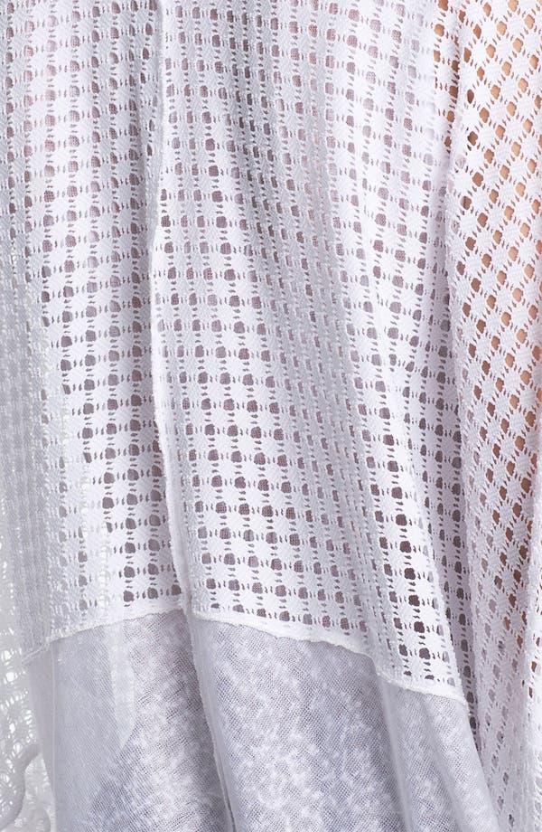 Alternate Image 3  - Komarov Mixed Media Dolman Sleeve Cardigan