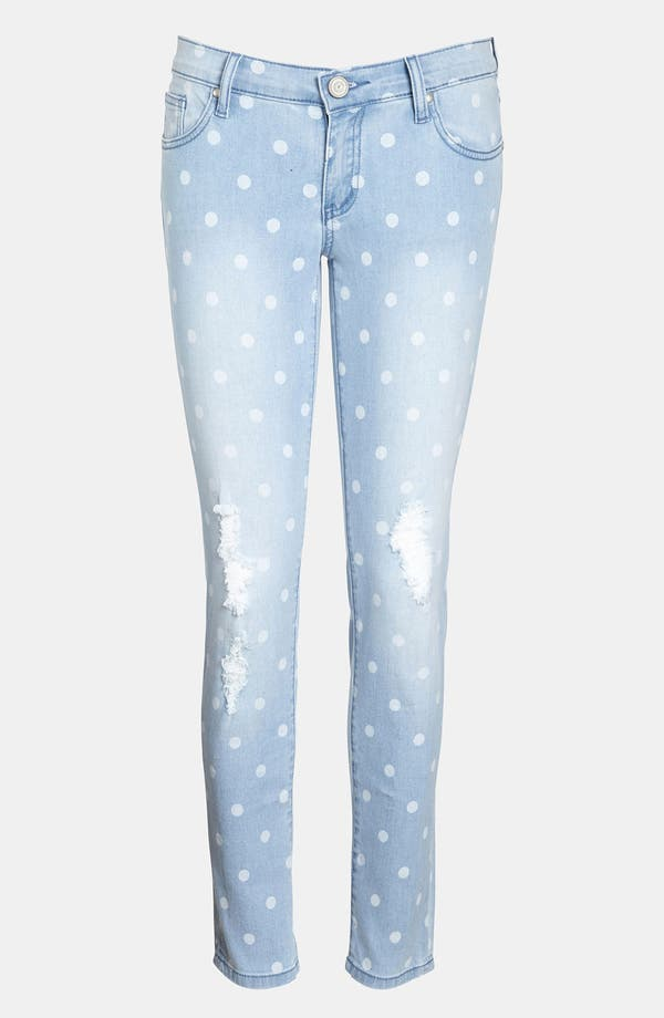 Alternate Image 2  - edyson 'The Sloan' Skinny Jeans