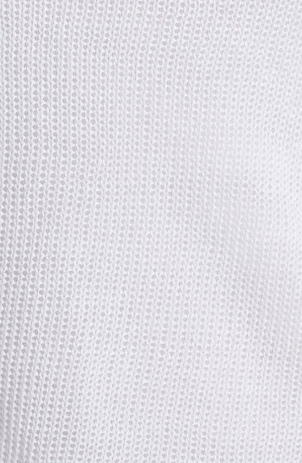 Alternate Image 3  - Eileen Fisher Scoop Neck Raglan Sleeve Top