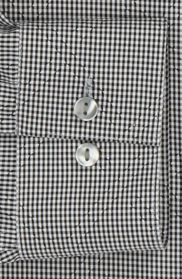 Alternate Image 2  - Calvin Klein 'Como Check' Slim Fit Dress Shirt