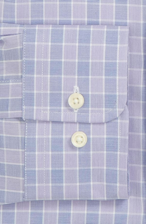 Alternate Image 3  - David Donahue Regular Fit Dress Shirt