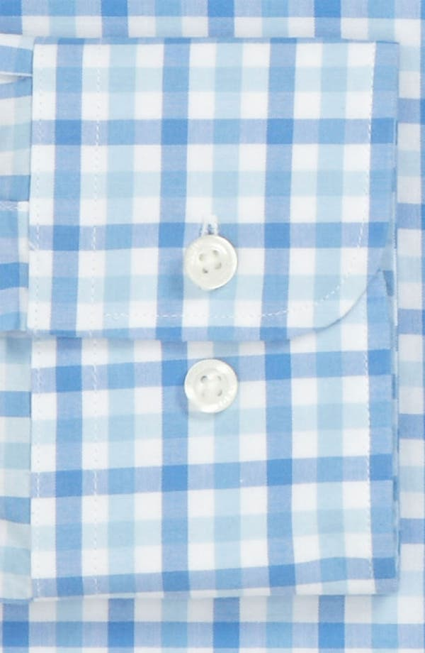 Alternate Image 2  - 1901 Trim Fit Cotton Dress Shirt