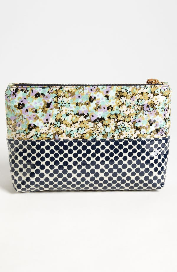 Alternate Image 4  - Tory Burch 'Large' Slouchy Cosmetics Case