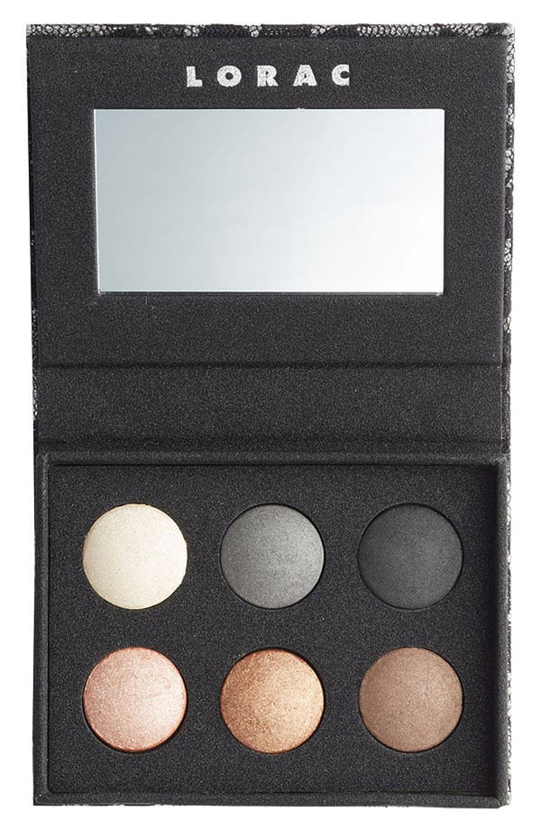 Alternate Image 1 Selected - LORAC 'Ooh La Lace' Shimmer & Matte Eyeshadow Palette ($114 Value)