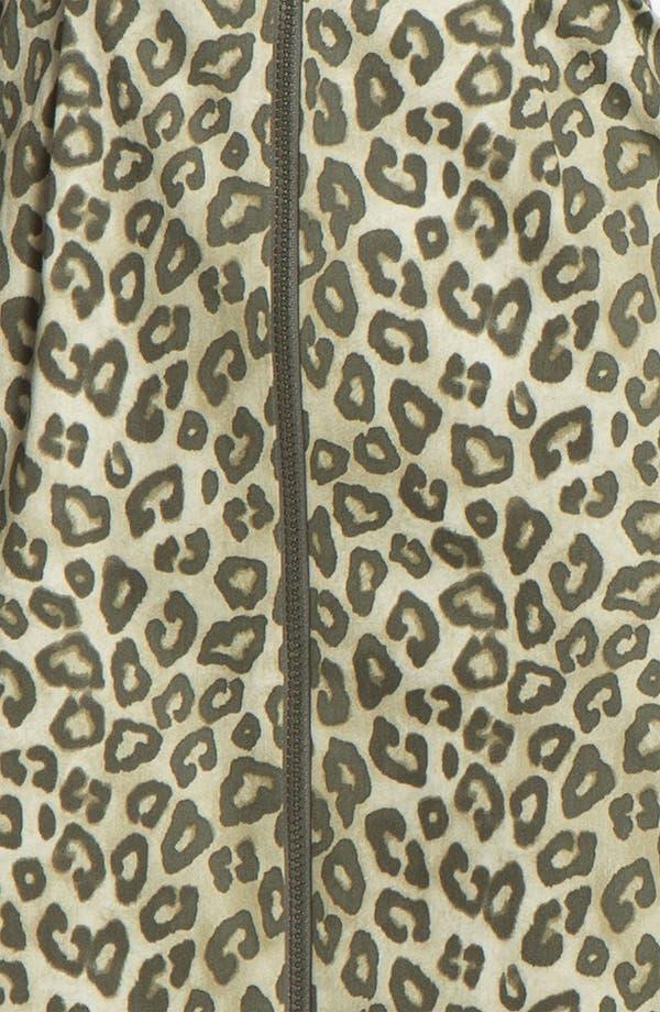 Alternate Image 3  - Lafayette 148 New York 'Misti - Senegal Cheetah' Dress