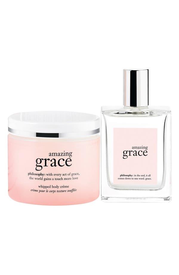 Alternate Image 2  - philosophy 'amazing grace' gift set