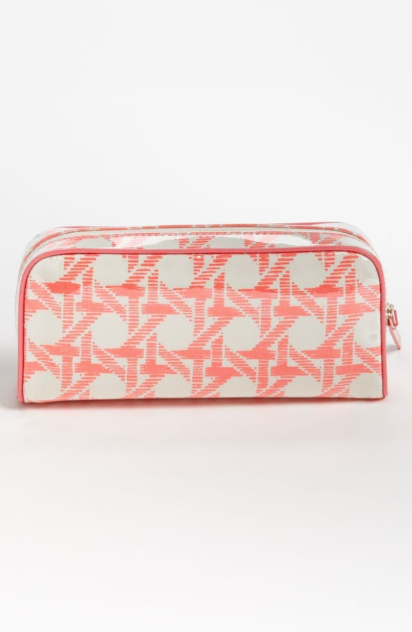 Alternate Image 4  - kate spade new york 'cottage house - small henrietta' cosmetics case