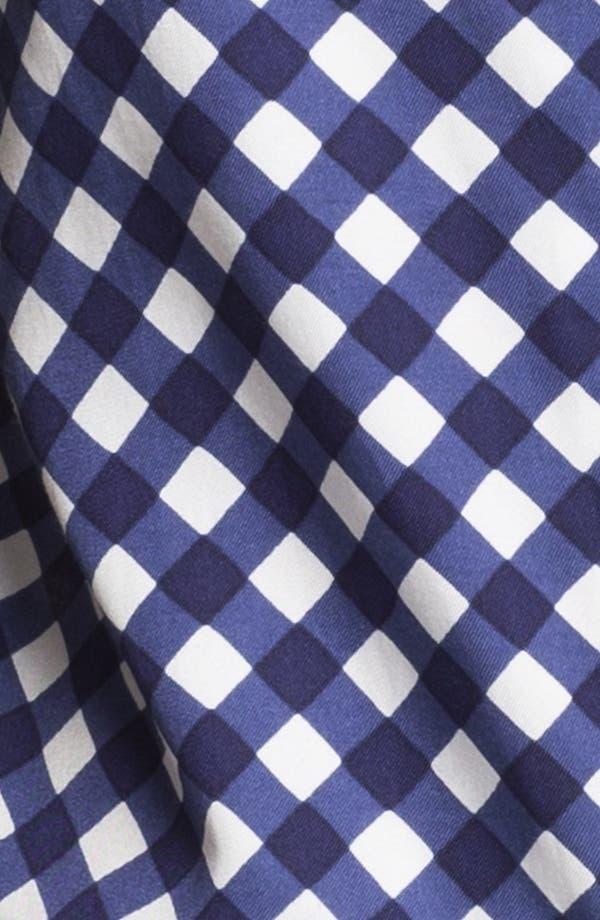Alternate Image 3  - kate spade new york 'fey' silk & cotton top
