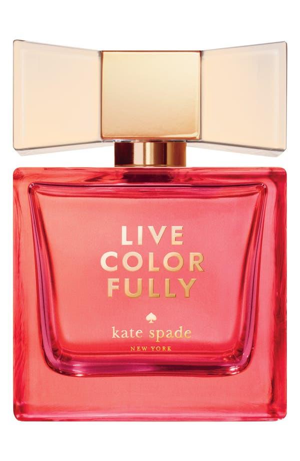 'live colorfully' eau de parfum,                         Main,                         color, No Color