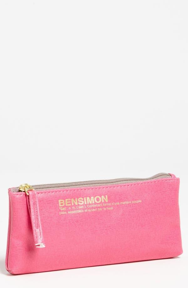 Alternate Image 1 Selected - Bensimon 'Armour' Pencil Case