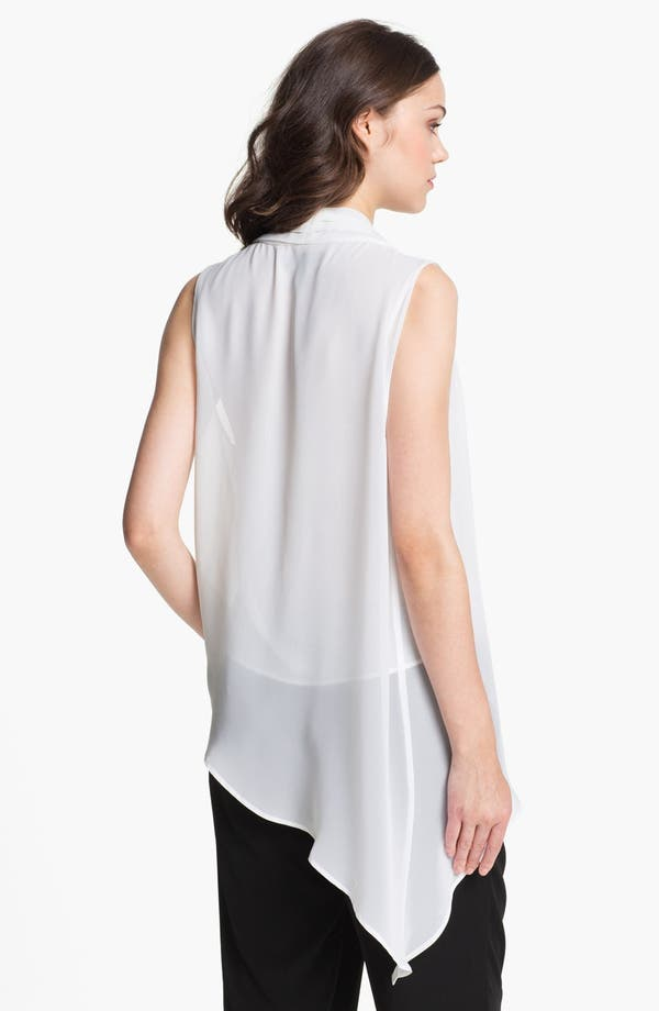Alternate Image 2  - Kenneth Cole New York 'Dakota' Asymmetrical Wrap Top