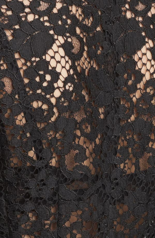 Alternate Image 3  - Dolce&Gabbana Sheer Lace Jacket